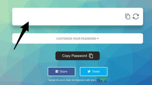 Password Here