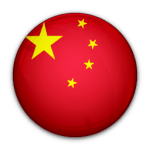 Chinese Flag Icon