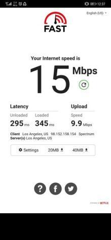 Los Angeles Server