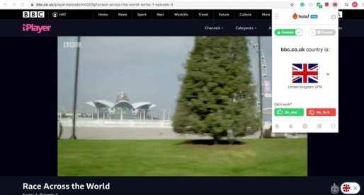 BBC iPlayer Hola Unblocked
