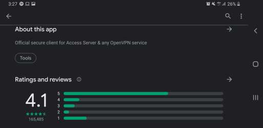 Android OVPN
