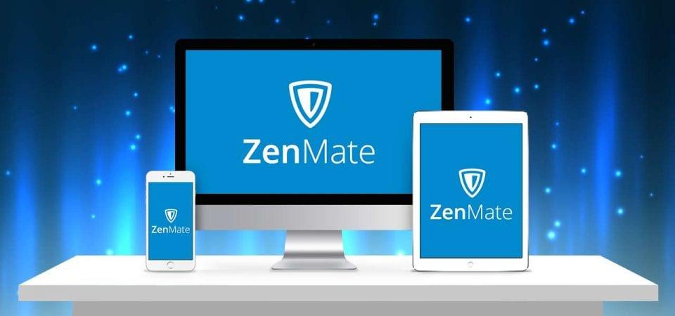 Zenmate VPN Review
