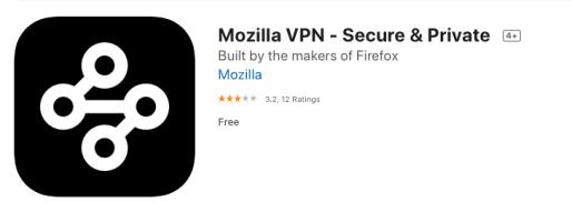 iOS Mozilla