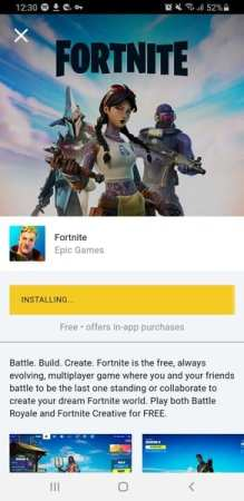 Fortnite APK 7