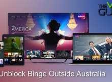 How to Watch Binge Outside Australia