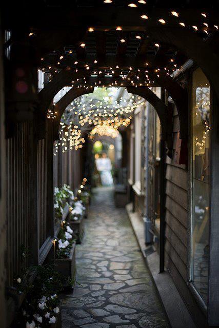 """""""Pixies backstreet"""" by sofiatown via Beautiful Portals Tumblr"""