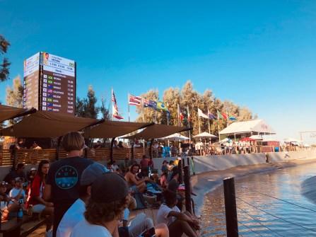 VIP canal/bar at FreshiePro.