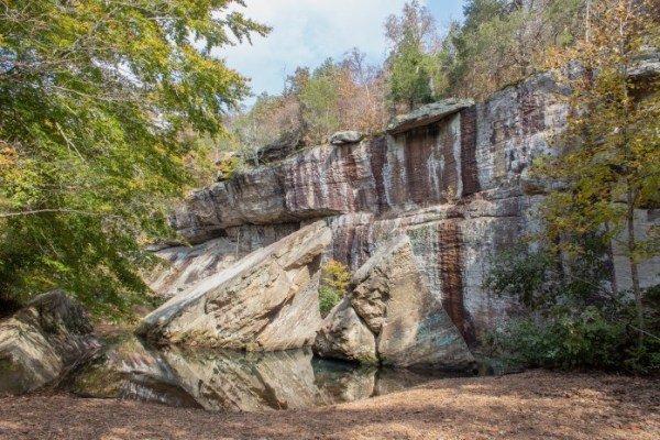 devils backbone shawnee national forest illinois