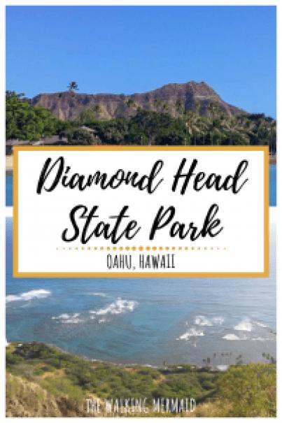 diamond head state park in honolulu hawaii overlay