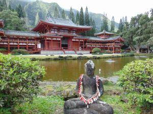 A Walk Through The Byodo-In Temple