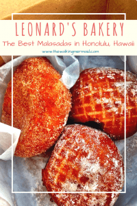 Leonard's Bakery - The Best Malasadas On All Of Oahu, Hawaii