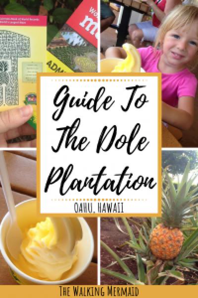 dole plantation overlay pinterest pin image