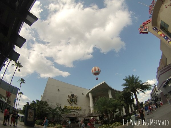 orlando florida disney springs