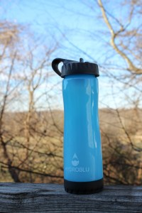 Hydroblu – A Water Bottle That Gives Back