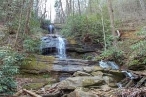 DeSoto Falls Trail, Cleveland, Georgia