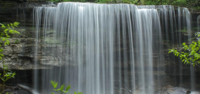 ranger falls south cumberland state park