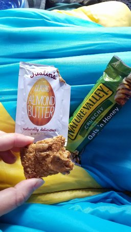 Nature Valley Justin's Almond Butter