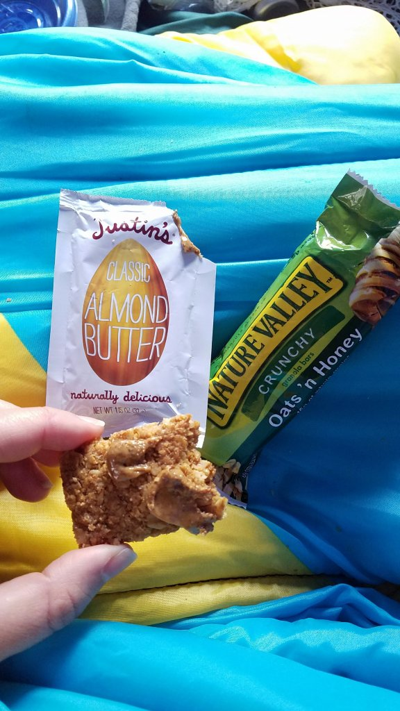 Nature Valley Justin's Almond Butter granola bar
