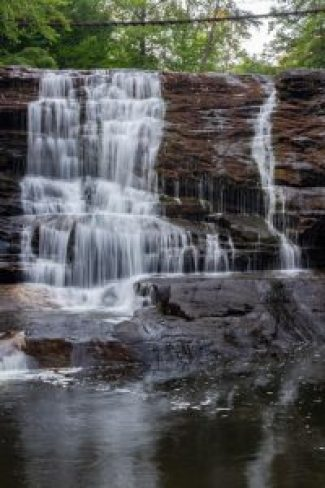 cane creek falls tennessee fall creek falls state park