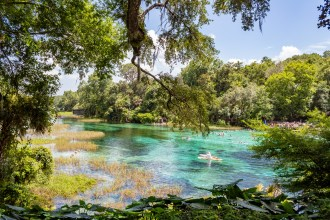 rainbow springs state park florida