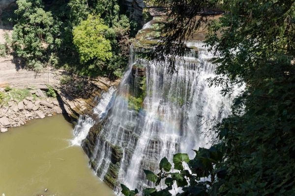 Burgess Falls State Park Nashville Tennessee