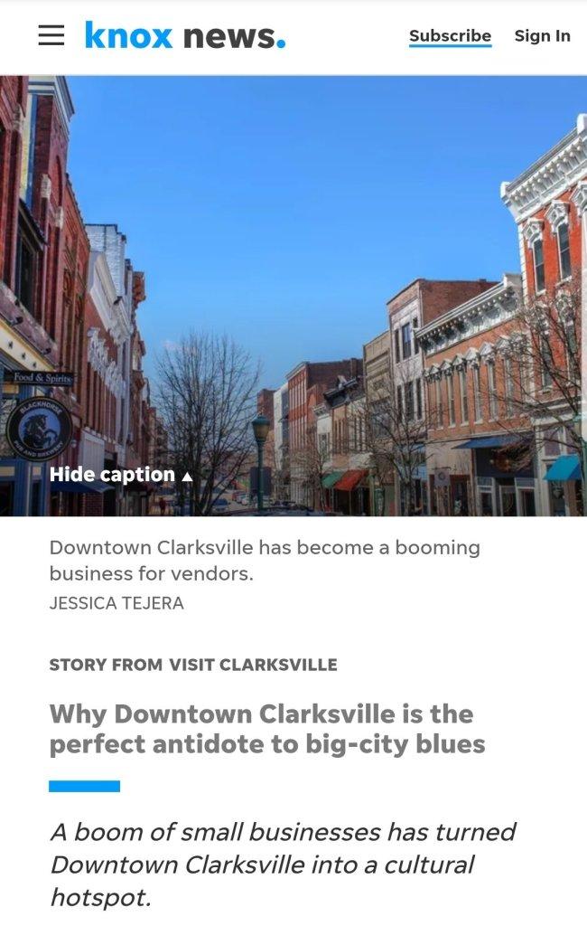 The Walking Mermaid Jessica Tejera Knox News Visit Clarksville TN