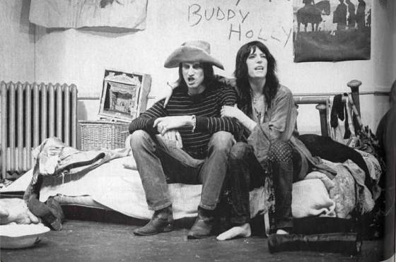 Patti Smith, Just Kids, with Sam