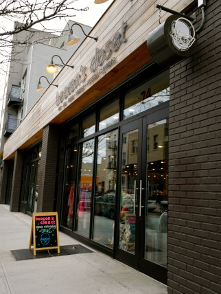 The store made its big move in November of 2002, and now enjoys the luxury of inhabiting a 5500 square foot clothing paradise in Greenpoint, Brooklyn.