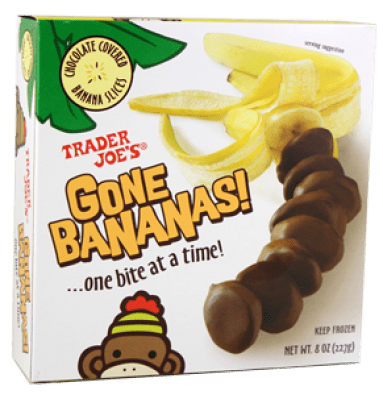 Must have pregnancy craving? Trader Joe's Gone Bananas!