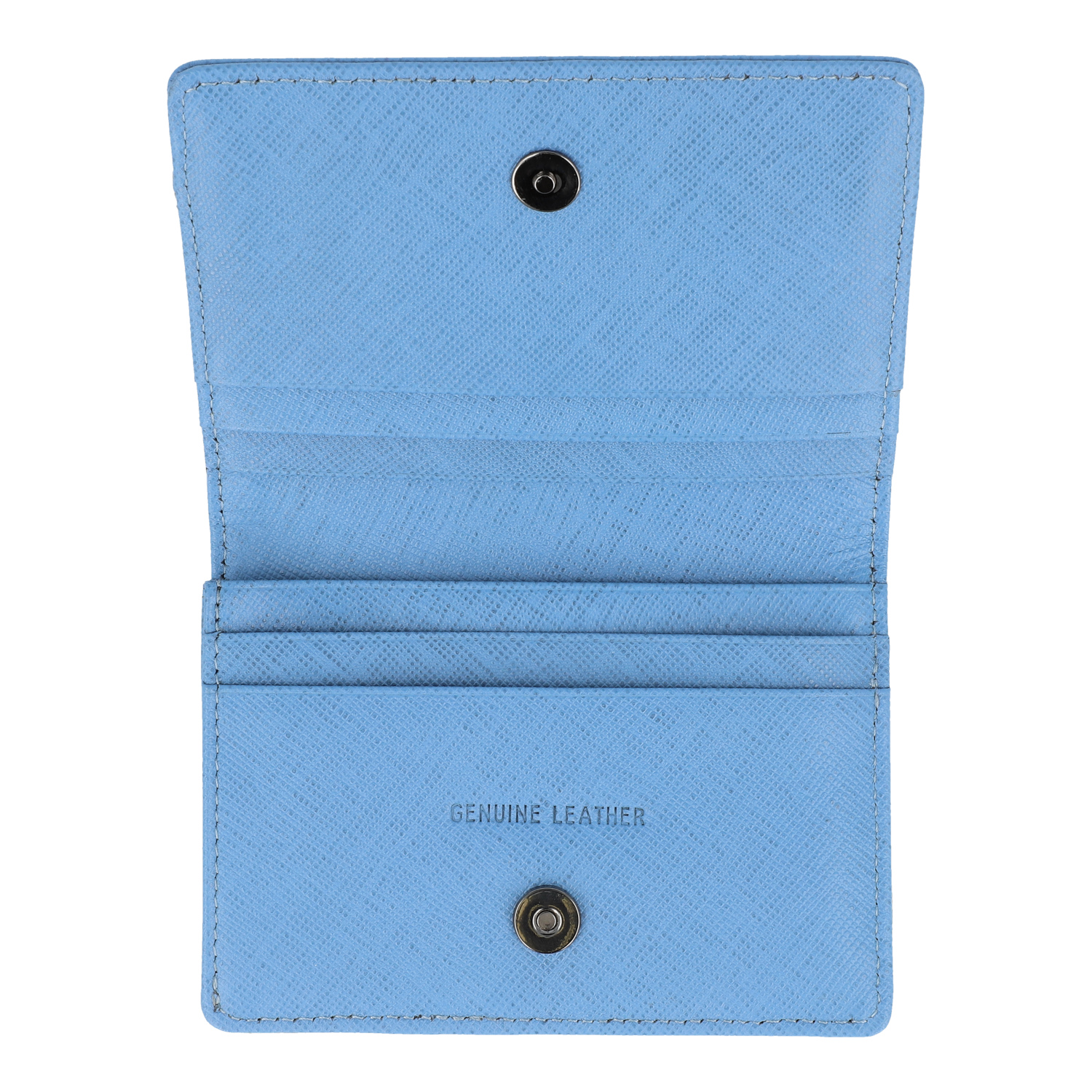 7a749e9e099f Buy Crossing Saffiano Card Holder - Breaker - Blue in Singapore   Malaysia  - The Wallet Shop