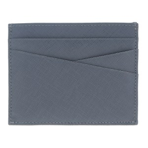 eda32ab07830 Crossing Saffiano Coin Pouch With Card Case – Symbolism – Grey
