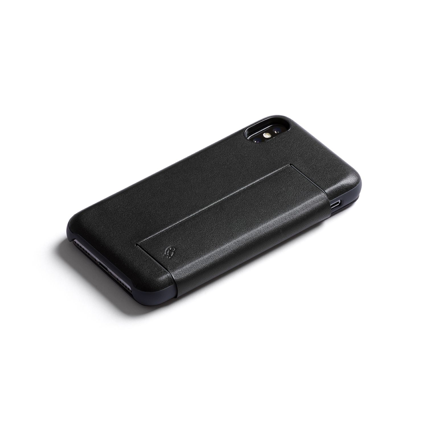 factory price 338b0 cee24 Bellroy Phone Wallet iPhone X - Black