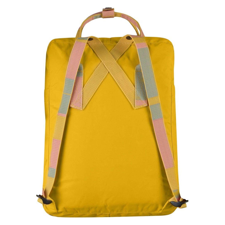 00a86653 Buy Fjallraven Kanken - Warm Yellow-Random Blocked in Singapore ...