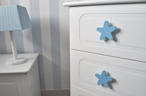 Cada uno de los elementos que la futura madre elige para la habitación del pequeño van impregnados por ella.