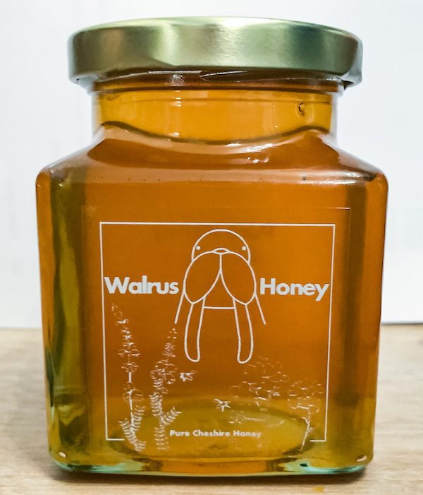 New Honey Label (Front)