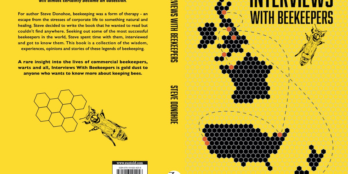 Interviews with Beekeepers Cover