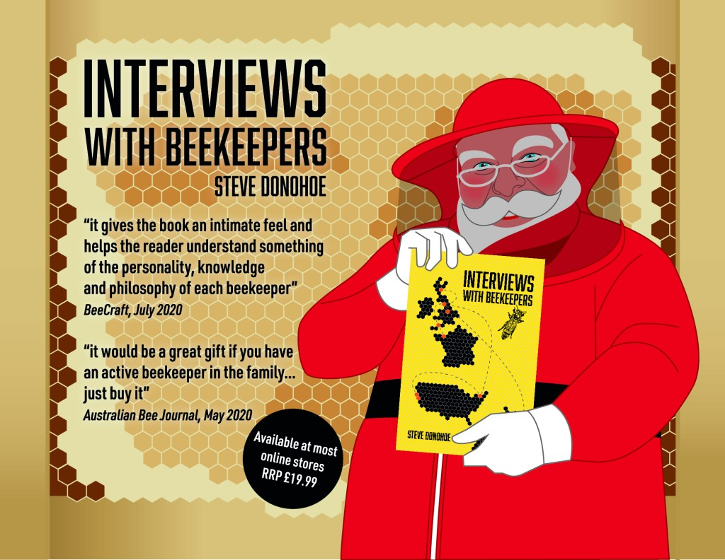 Advert for Interviews with Beekeepers