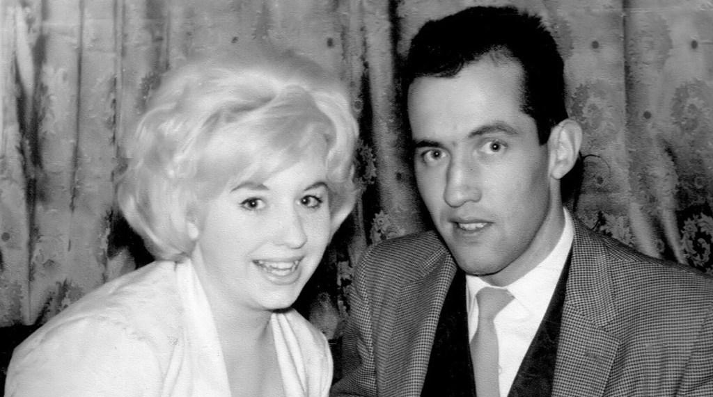 My Parents in 1961