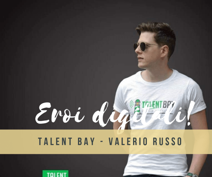 Valerio russo talent bay