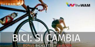 Bonus biciclette guida