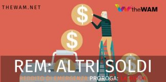 Proroga reddito di emergenza agosto settembre