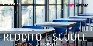 Assunzioni per chi percepisce il reddito di cittadinanza. La proposta di Fratelli d'Italia al vaglio del governo.