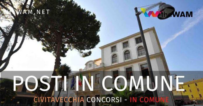 Concorso Pubblico comune di Civitavecchia