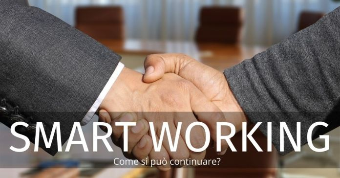 Smart working dopo il 15 ottobre: come si può continuare?