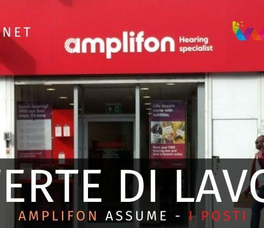 Amplifon assume in Italia: le offerte di lavoro e come candidarsi