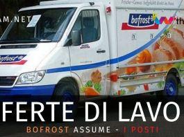 Bofrost assume in Italia: le posizioni aperte e come candidarsi
