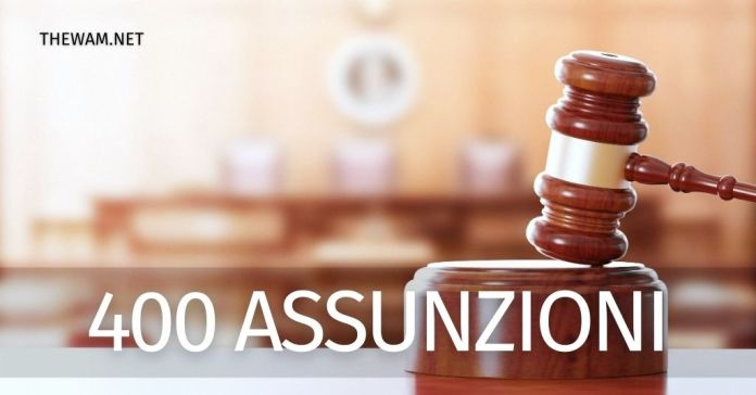 Ministero Giustizia Concorsi. Bando per 400 direttori laureati