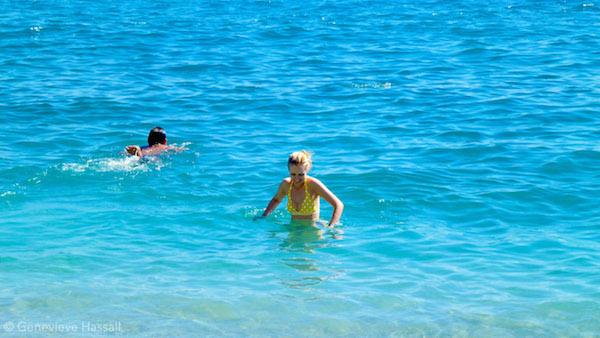 Beach Monterosso Cinque Terre