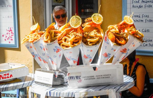 Riomaggiore Seafood