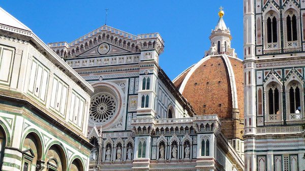 Duomo Architecture Florence